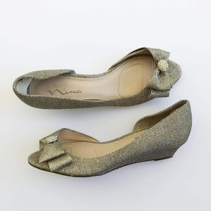 Touch of Nina Roberta Wedges